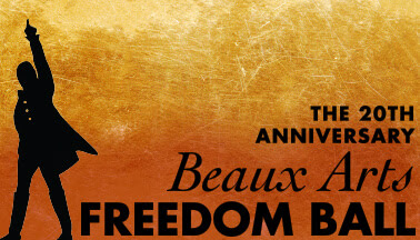 Beaux Arts Freedom Ball