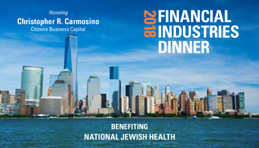 Financial Industries Dinner
