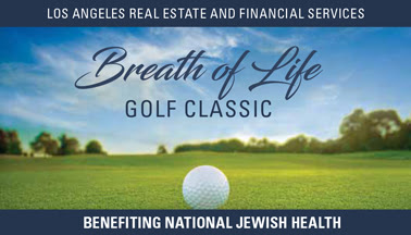 Los Angeles Real Estate and Financial Services Breath of Life Golf Classic