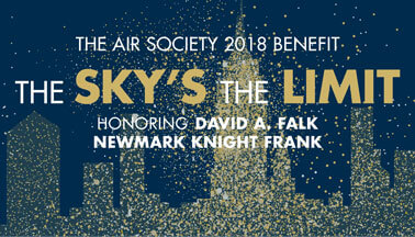 The AIR Society Benefit