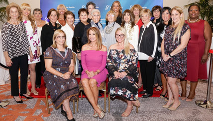 New Directions for Women Luncheon in Boca Raton Raises Record-Breaking $150,000 for Nation's #1 Resp