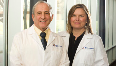 NJH Department of Medicine: Dr. Martin and Dr. Petrache