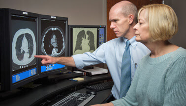 Department of Radiology: Dr. Dyer and Dr Finigan