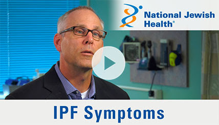 The Symptoms of Idiopathic Pulmonary Fibrosis (IPF)