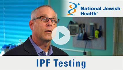 Living with Idiopathic Pulmonary Fibrosis (IPF)
