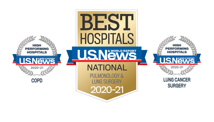 National Jewish Health Named a Top Respiratory Hospital