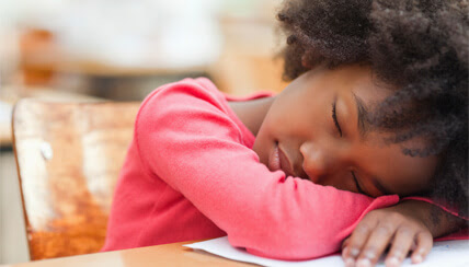 Back-to-School Sleep Schedules
