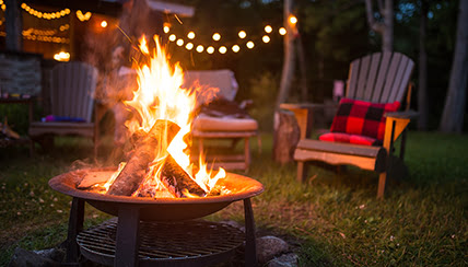 Lung Safety Tips: Wildfire, Campfire, Fire Pits and Other Wood Smoke
