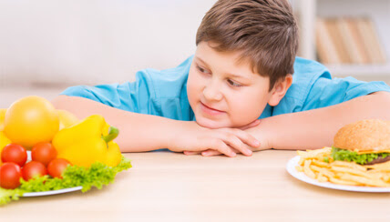 Tips for Dealing with Childhood Obesity