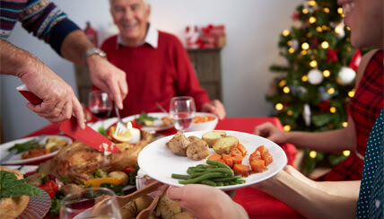 Eating Well Throughout the Holiday Season