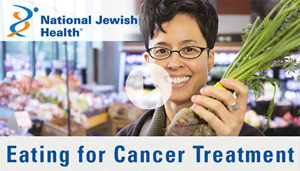 Eat to Heal During Cancer Treatment