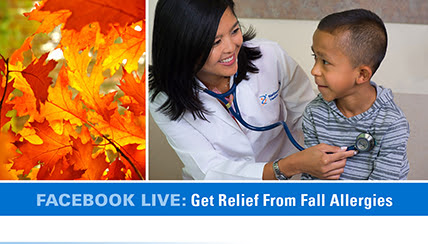 Fall Allergy Questions Answered by Carah Santos, MD, Allergist at National Jewish Health