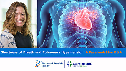 High Blood Pressure in the Lungs – Get the Facts from National Jewish Health
