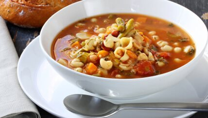 Harvest Minestrone Soup