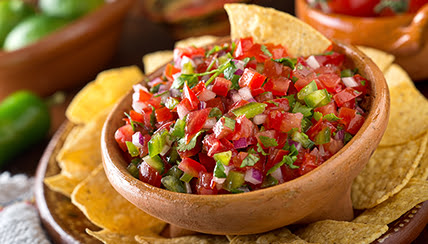 Salsa: It's Not Just for Tacos