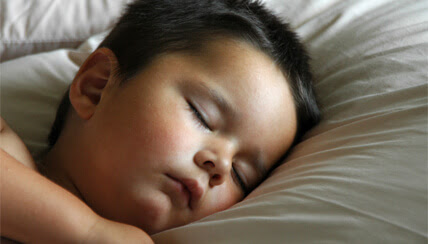 Sleep schedules for children in school