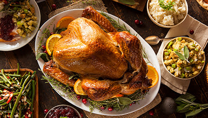 Stay Out of Food Allergy Trouble this Holiday Season