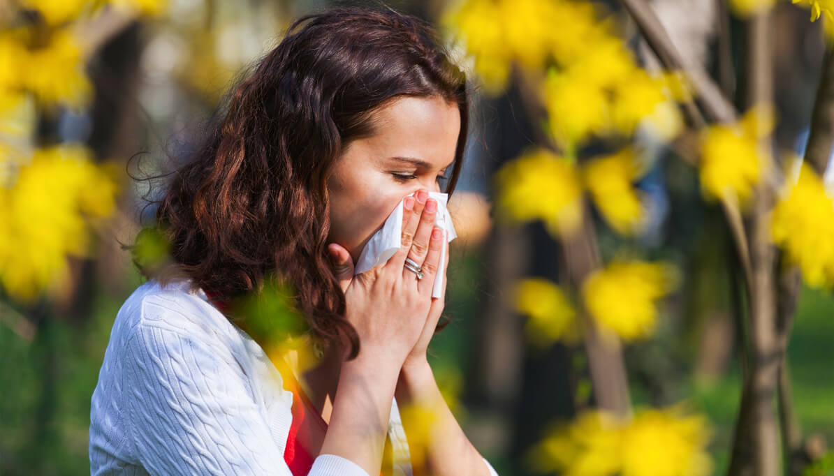 Summer Allergy Tips