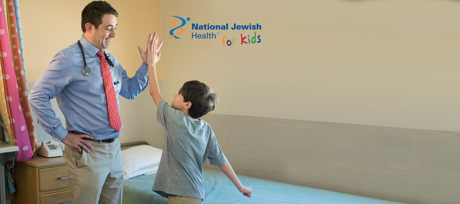 National Jewish Health <i>for Kids</i>