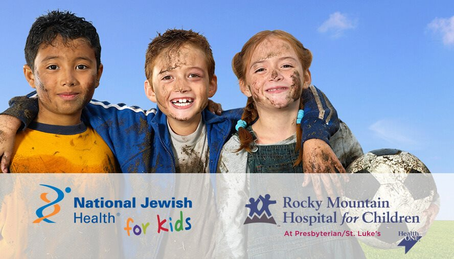 National Jewish Health for Kids Collaborating with Rocky Mountain Hospital for Children Location image