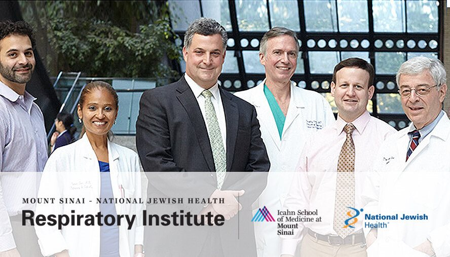 Respiratory Institute – New York City | National Jewish Health