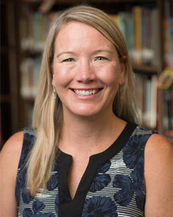 Jennifer McCullough, Director of Education