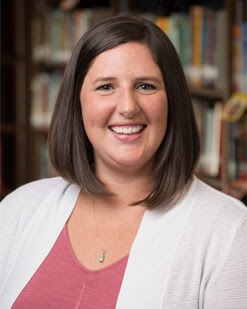 Katie Tilton, MA, is our Special Education Coordinator and Problem Based Learning Coordinator. She has been at National Jewish Health since 2008. She holds a Colorado Teaching License and has her Master's in Information Learning Technologies.