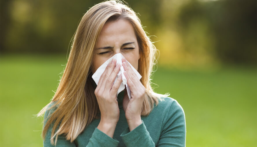 Ready or Not, Spring Allergy Season is Here