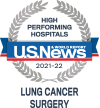 Lung Cancer Surgery, USNWR