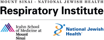MOUNT SINAI - NATIONAL JEWISH HEALTH Respiratory Institute Icahn School of Medicine at Mount Sinai National Jewish  Health®
