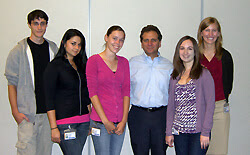 2010 Schwartz Lab summer students