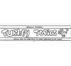 Thanksgiving edition of the patient-written newspaper.