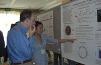 Dr. Joel Goodman and Shannon Ma