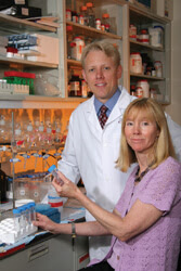 Rand Sutherland, MD, and Donna Bratton, MD
