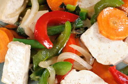 vegetable stirfry