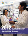 2012 Annual Report, National Jewish Health