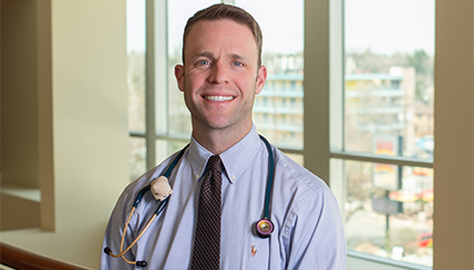 Pediatric Pulmonologist Dr. James Brock Joins National Jewish Health <i>for Kids</i>