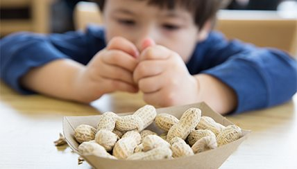 Investigational Treatment for Food Allergies