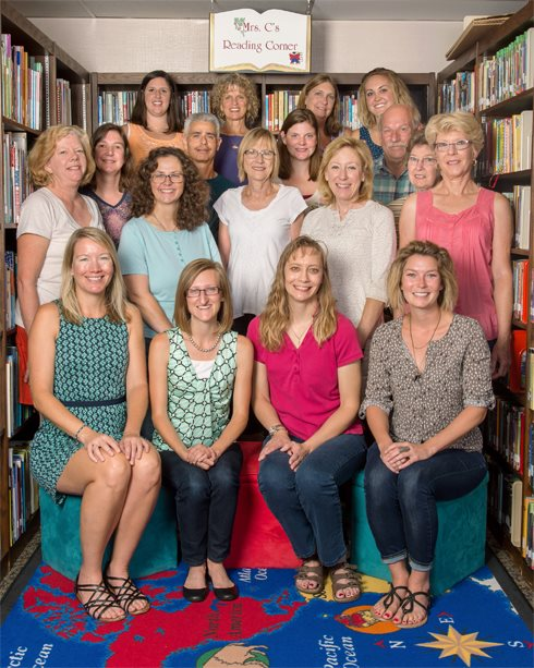 Morgridge Academy Staff