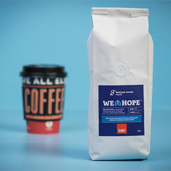 "ink! Coffee has created a custom ""We Breathe Hope"" blend to be sold online and at 16 Colorado retail locations."
