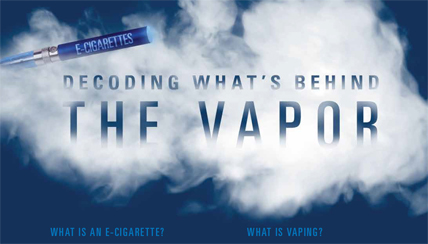 E-Cigarettes: Decoding What's Behind The Vapor | Vaping