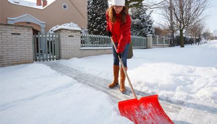 6 Ways to Prevent a Heart Attack While Shoveling Snow