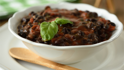 Black Bean Boulder Soup