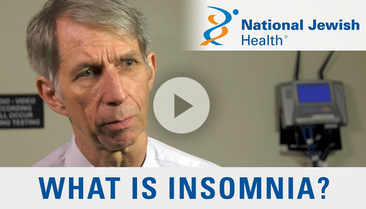 What Is Insomnia and How Does It Affect You?