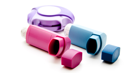 Devices for Inhaled Medications (Asthma Inhalers, COPD Inhalers)