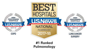 #1 Ranked Pulmonology