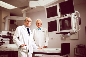 Drs. Richard Martin and James Good