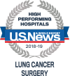 Lung Cancer Surgery USNWR