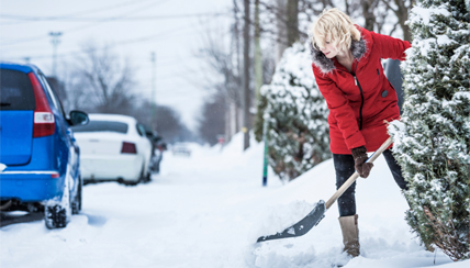 Shoveling Snow Can Increase Your Risk for a Heart Attack