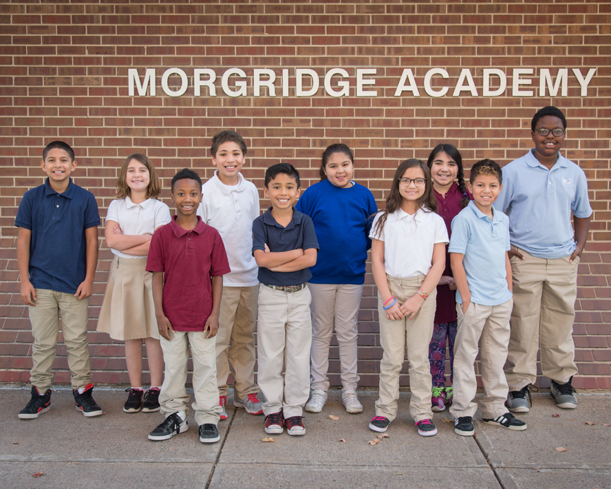 Morgridge Academy is a unique, tuition-free school that serves children in kindergarten through eighth grade who have been diagnosed with a chronic illness.